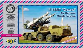 "PST | 72090 | S-125M ""Neman"" Air Defense Missile System | 1:72"