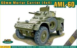 Ace   72455   AML-60 60mm mortar carrier   1:72