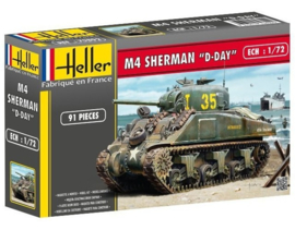 Sherman D-Day