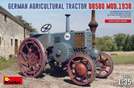 MiniArt | 38024 | German Agricultural Tractor D8500 Mod.1938 | 1:35