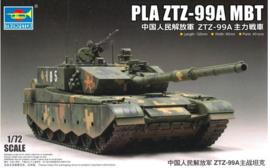 Trumpeter   07171   PLA ZTZ-99A MBT   1:72