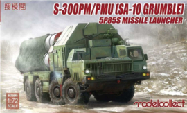 S-300 (SA-10 Grumble) Missile launcher, 5P85S/SD