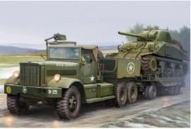 I Love Kit | 63502 | M19 Tank Transporter with Soft Top Cab | 1:35