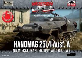 Hanomag SdKfz. 251/1 Ausf.A