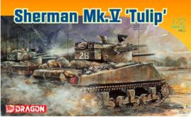 Dragon | 7312 | Sherman Mk.V Tulip | 1:72
