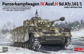 Rye Field Model | 5046 | Panzerkampfwagen IV Ausf.H Sd.Kfz.161/1 early | 1:35