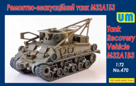 M32A1B3 Tank Recovery Vehicle