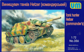 Jagdpanzer 38T Hetzer Command Version