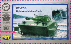 PT-76B Light Amphibious Tank