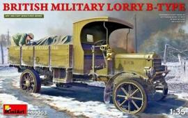 1:35 B-Type Lorry
