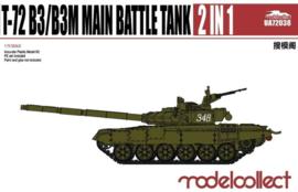 T-72 B3/B3M Main battle tank (2 in 1)
