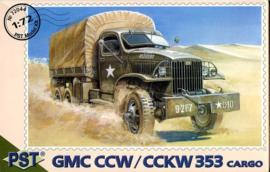 GMC CCW/CCKW 353 Cargo