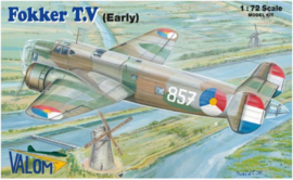 Valom | 72103 | Fokker T.V early | 1:72