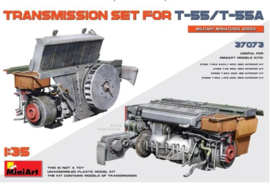 MiniArt | 37073 | Transmission set for T-55/T-55A | 1:35