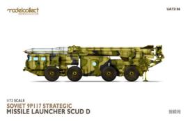 9P117 strategic missile launcher SCUD-D