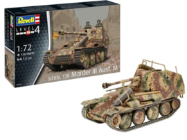 Revell | 03316 | Sd.Kfz.138 Marder III Ausf.M | 1:72