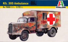 Opel Blitz Kfz.305 Ambulance