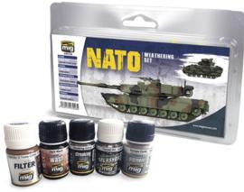 MIG | 7446 | Nato Weathering set