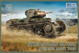 Strdvagn M/40 K