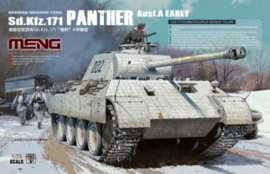 Meng | TS-046 | Sd.Kfz171 Panther Ausf.A ealry | 1:35