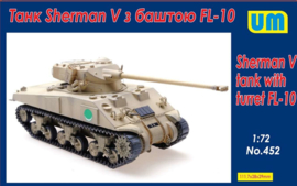 Sherman with FL-10 Turret