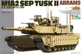 M1A2 SEP TUSK II MBT