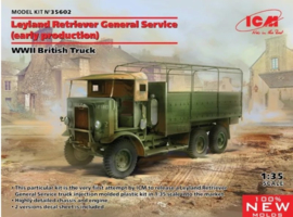 ICM | 35602 | Leyland Retriever General Service (early production) | 1:35