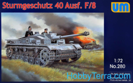 UM | 280 | Sturmgeschutz 40 Ausf. F/8 | 1:72