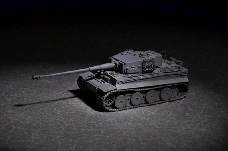 Tiger I with 88mm kwk L/71