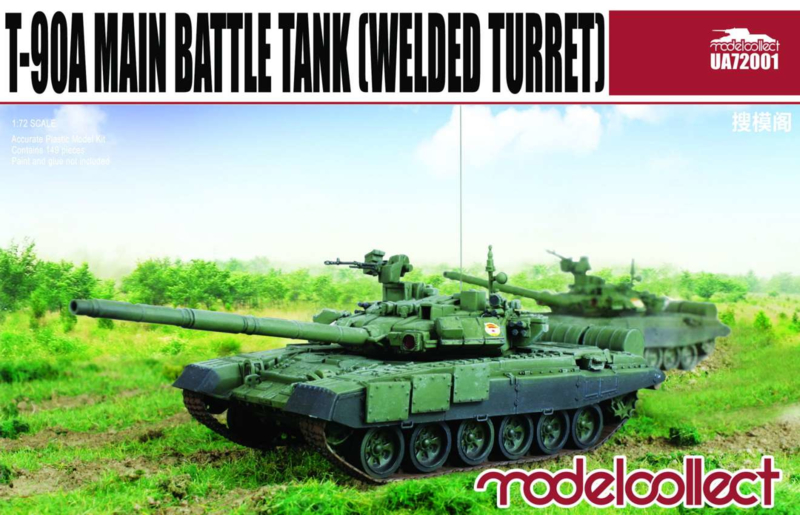 T-90A (Welded Turret)