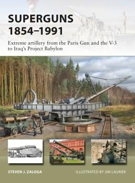 Osprey publ | NVG265 | Superguns 1854-1991