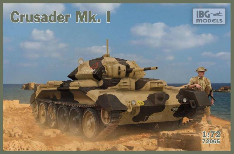 IBG | 72065 | Crusader MK.I |1:72