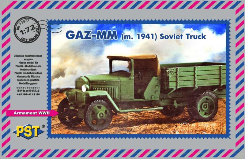 GAZ MM M1941 Truck
