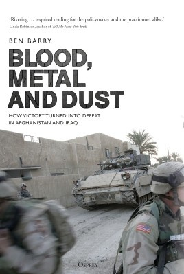 Osprey publ | Blood, Metal and Dust