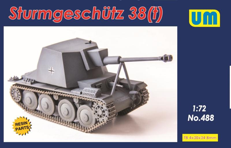 Sturmgeschutz 38T