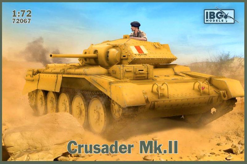 Crusader MKII