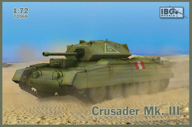 IBG | 72063 | Crusader mk.III | 1:72