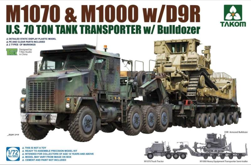 M1070 & M1000 & D9