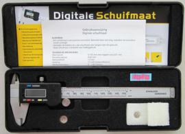 Digitale schuifmaat