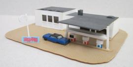 Garage, Pola