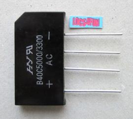 Bruggelijkrichter, B40C5000
