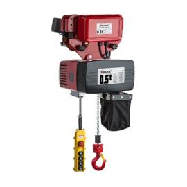DELTA Elektrische kettingtakel + loopkat DEH - 400V - 250kg t/m 2000kg