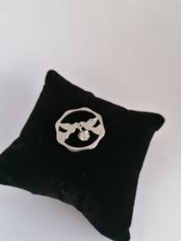 Munt duifjes voor medaillon 35mm