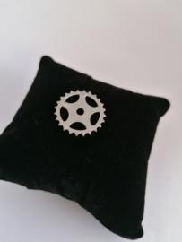 Munt tandwiel voor medaillon 35mm