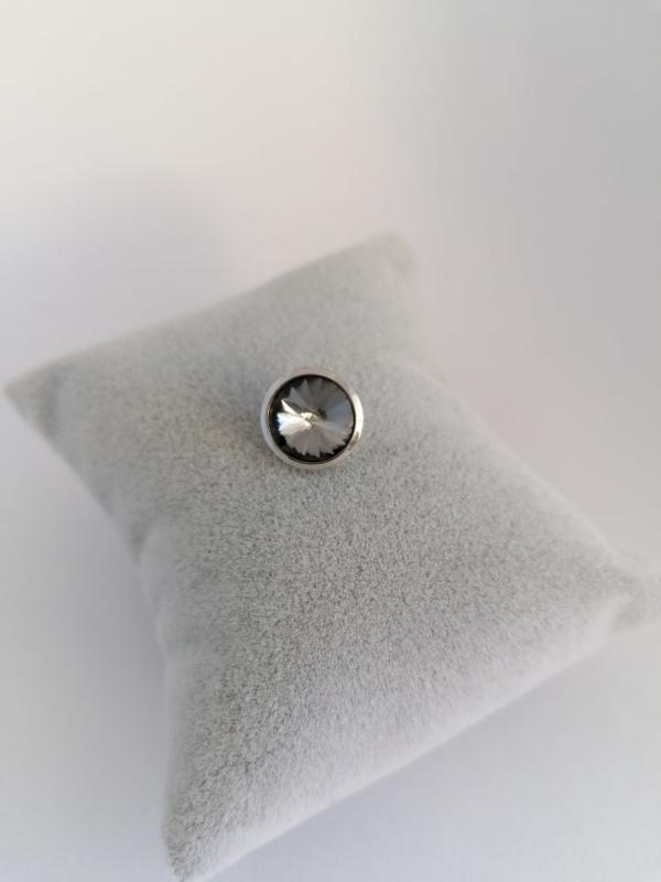 RVS top 10mm grijs