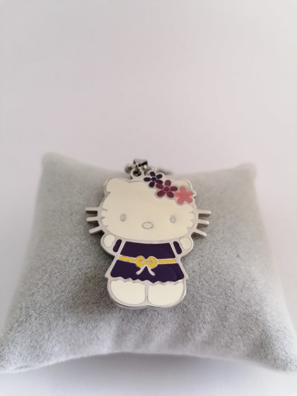 RVS Ketting Hello Kitty