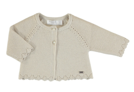Knitted Cardigans Lurex - Mayoral