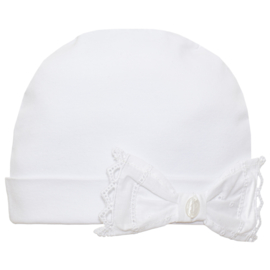 Newborn white Hat - Patachou