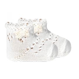 Socks Speciale - White