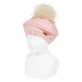 Hat  Polly - Pale Pink